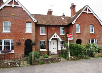 Thumbnail 2 bed terraced house for sale in Park View, Bishop's Sutton, Alresford