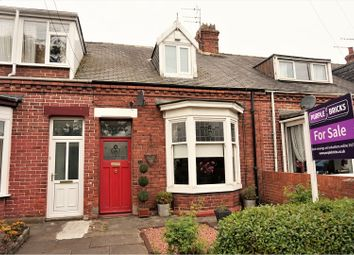 Thumbnail 2 bed terraced house for sale in Byron Terrace, Seaham