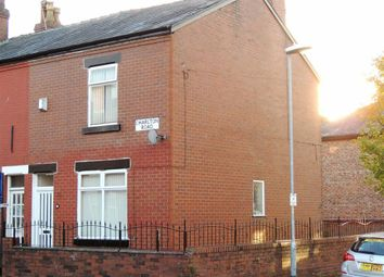 Thumbnail 3 bedroom end terrace house for sale in Charlton Road, Levenshulme, Manchester