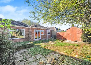 Thumbnail 2 bedroom semi-detached bungalow for sale in Riverdale Close, Swindon