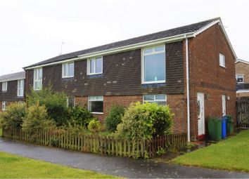 Thumbnail 2 bed flat for sale in Portland Gardens, Cramlington