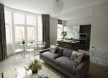 Thumbnail 1 bedroom flat to rent in Welbeck Street, Marylebone, London