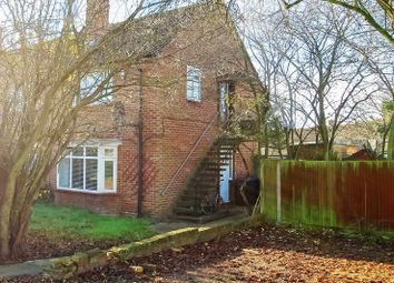 Thumbnail 2 bed flat for sale in Fontwell Close, Northolt