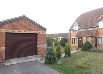 Thumbnail 2 bed semi-detached house for sale in Redacre Close, Bolsover, Chesterfield, Derbyshire