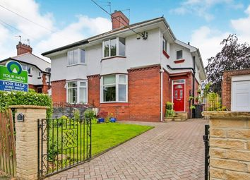 Thumbnail 3 bed semi-detached house for sale in Kings Road, Consett