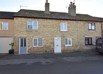 Thumbnail 2 bed terraced house to rent in Common Lane, Sawston, Cambridge, Cambridgeshire
