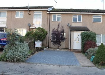 Thumbnail 3 bed terraced house to rent in Cramphorn Walk, Chelmsford