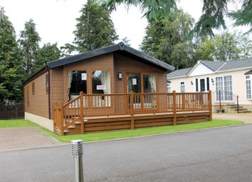 Thumbnail 2 bed detached bungalow for sale in 11 Spindrift Park Homes, Nairn