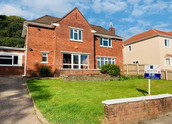 Thumbnail 4 bed detached house to rent in Woodland Drive, Rogerstone, Newport.