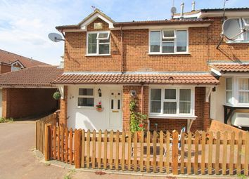 Thumbnail 2 bed end terrace house for sale in Whelan Way, Wallington