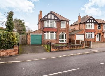 Thumbnail 3 bed detached house for sale in Main Road, Wilford, Nottingham, Nottinghamshire