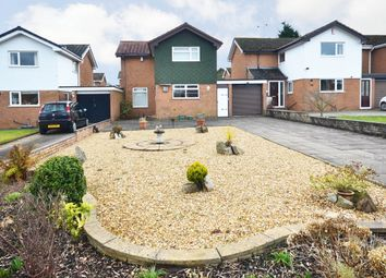 Thumbnail 3 bed detached house for sale in Turin Drive, Westlands, Newcastle