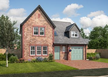 "Thumbnail 4 bed detached house for sale in ""Warwick"" at Clifton, Penrith"