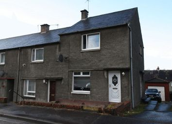 Thumbnail 2 bed terraced house for sale in Rose Street, Alloa