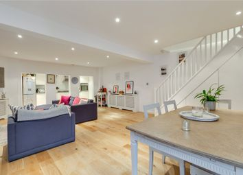 Thumbnail 2 bed flat for sale in Orbain Road, London
