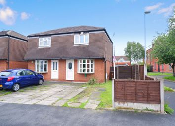 Thumbnail 2 bed semi-detached house for sale in High Street, Manchester