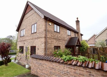 Thumbnail 4 bed detached house for sale in St. Aubins Crescent, Heighington