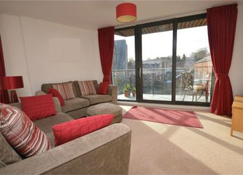 Thumbnail 2 bed flat for sale in Allison Bank, Geoffrey Watling Way, Norwich