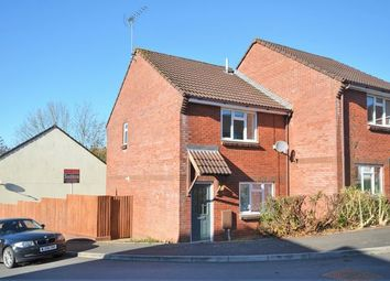 Thumbnail 3 bed semi-detached house for sale in Starkey Close, Tiverton
