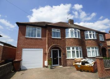Thumbnail 5 bedroom semi-detached house for sale in Rufford Road, Long Eaton, Nottingham