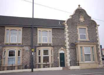 Thumbnail 1 bed flat for sale in Soundwell Road, Kingswood, Bristol, 1Js.