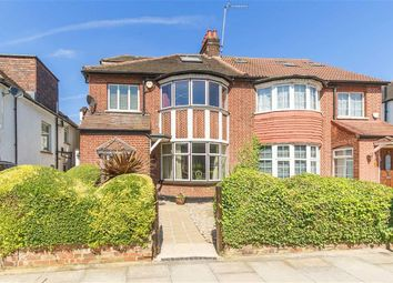 Thumbnail 5 bed semi-detached house to rent in Elmcroft Avenue, London