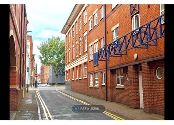 Thumbnail 3 bed flat to rent in Minster Court, Leicester