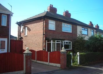 Thumbnail 3 bed semi-detached house to rent in Latham Avenue, Ormskirk, Lancashire, Eu