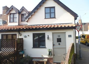 Thumbnail 2 bedroom cottage for sale in Main Road, Martlesham, Woodbridge