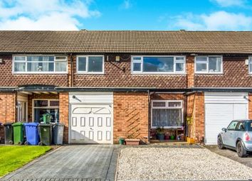 Thumbnail 3 bedroom terraced house for sale in Chapel Lane, Sale, Greater Manchester