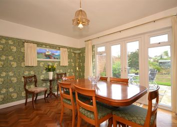Thumbnail 3 bed bungalow for sale in Great Nelmes Chase, Emerson Park, Essex