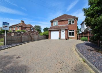 Thumbnail 4 bed detached house to rent in Warsash Road, Fareham