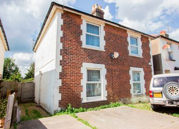 Thumbnail 2 bedroom semi-detached house for sale in Brownlow Road, Sandown