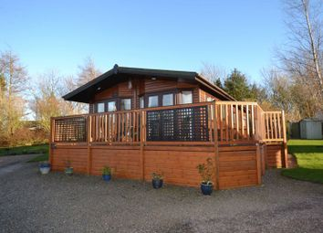 Thumbnail 3 bed lodge for sale in East Ord Gardens, East Ord, Berwick-Upon-Tweed
