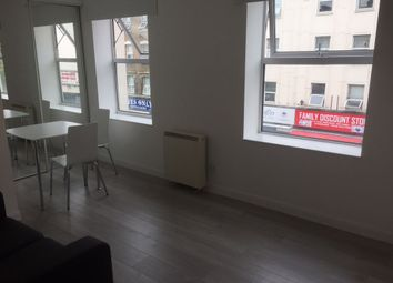 Thumbnail 1 bedroom flat to rent in Kingsland High Street, Dalston