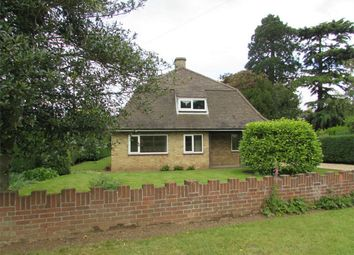 Thumbnail 2 bed detached bungalow to rent in Huntingdon Road, Brampton, Huntingdon