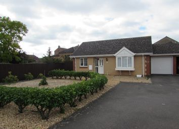 Thumbnail 2 bed link-detached house for sale in Petts Close, Walsoken