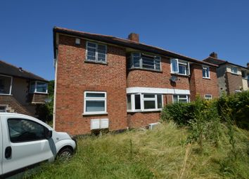 Thumbnail 2 bed flat for sale in Ground Floor Flat, Meadowview Road, Catford, London