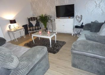 Thumbnail 3 bed end terrace house for sale in Marigold Court, Brackla, Bridgend