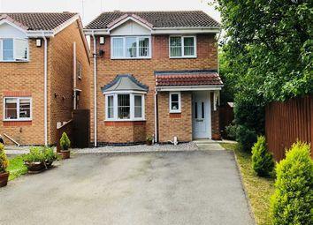Thumbnail 3 bed detached house for sale in Solva Close, Abenbury Park, Wrexham