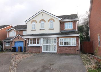 Thumbnail 4 bed property for sale in Sharman Close, Daventry