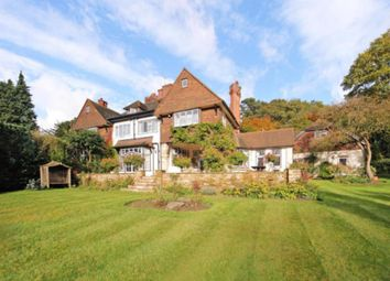 Thumbnail 5 bed semi-detached house to rent in Wood Lane, Weybridge
