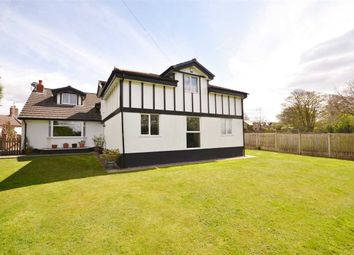 Thumbnail 4 bed detached house for sale in Green Bank, Fishwick Lane, Higher Wheelton, Chorley