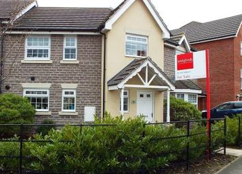 Thumbnail 3 bed semi-detached house for sale in Abbey Park Way, Weston, Crewe, Cheshire