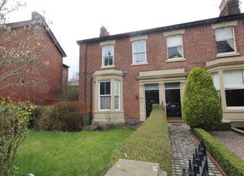 Thumbnail 4 bed semi-detached house to rent in Garstang Road, Preston