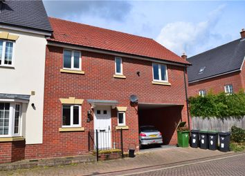 Thumbnail 3 bedroom end terrace house for sale in Cromwell Road, Flitch Green, Dunmow