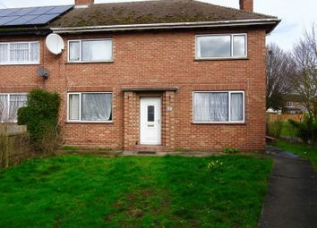 Thumbnail 3 bed semi-detached house for sale in Laburnum Grove, Spalding