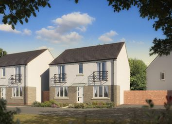 "Thumbnail 4 bed detached house for sale in ""The Chedworth"" at Walnut Close, Keynsham, Bristol"