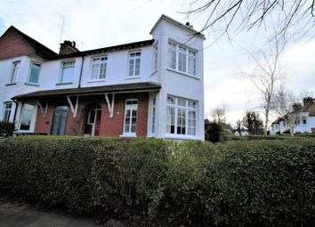 3 bed end terrace house for sale in Woodfield Crescent, London W5