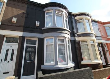 Thumbnail 3 bed terraced house for sale in Willaston Road, Liverpool